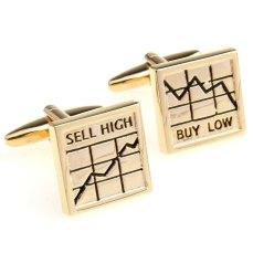 Traders Cufflinks